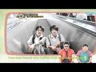120606 HyukSu - JYJ Junsu and Super Junior Eunhyuk on Weekly Idol (Eng Sub)
