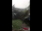 Hailstorm Hinckley - Burbage Hail stones the size of Golf Balls batter cars and houses in Hinckley