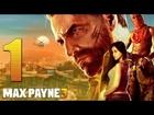 1# Zagrajmy w Max Payne 3 [Rozdział 1 & 2]