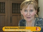 Marie-Domnique Simonet (cdH) sur www.todayinliege.be