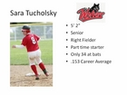 Sara Tucholsky & Mallory Holtman Sportsmanship Story