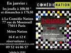 Interview de Laetitia Leterrier pour Le Misanthrope sur Radio Libertaire