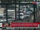 QRT: Daloy ng trapiko, inaasahang bibigat dahil sa emergency leak repair sa EDSA-Ayala tunnel
