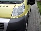 Światła do jazdy dziennej - Fiat Ducato Maxi