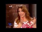Η Έλενα Παπαρίζου μιμείται την Καλομοίρα και την Shakira