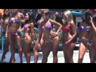 Bikini Models #1 - Muscle Beach Competition Memorial Day 2012