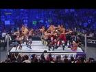 Zack Ryder wins The Great American Bash 20 Man Battle Royal - WWE Smackdown 7/3/12