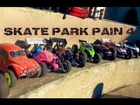 RC ADVENTURES- SKATE PARK PAIN 4 - PART 1 - KiNG OF THE RiNG - Extreme RC Bashing - Concrete LOOP