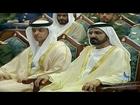 محمد بن راشد يشهد تخريج كلية القيادة والأركان المشتركة