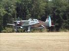 Morane-Saulnier MS-406 à Cerny/La Ferté-Alais 2011