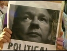 Australian Protesters Rally for WikiLeaks Founder