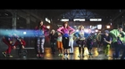 Bella Thorne, Zendaya, Cast of Shake It Up: Break It Down -