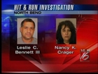 Search for suspects in North Bend hit and run