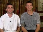 Missing soldier's husband: 'We were very happy'