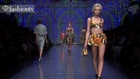 Ginta Lapina, Top Model at Spring 2012 Fashion Week | FTV
