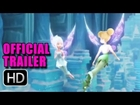 Tinker Bell - Secret of the Wings Official Trailer #1 (2012)