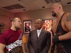 Friday Night SmackDown _ Teddy Long announces Daniel Bryan vs. Big Show for the World Title