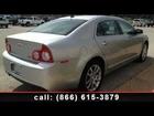 2011 Chevrolet Malibu - Benny Boyd Marble Falls - Marble Falls, Tx 78654