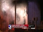 Elderly Man Killed In Rooming House Fire
