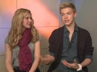 Caroline Sunshine & Kenton Duty: Shake It Up Season 2 Scoop
