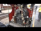 Quick tour of River Irt emerald locomotive of the Ranveglass and Eskdale Railway
