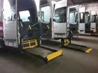 Elevador para discapacitados en camioneta Sprinter