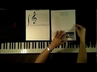 Piano Video Lessons: How to Read Sheet Music - Note Reading Crash Course LESSON 1