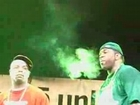 Busta Rhymes & Spliff Star smokin' weed in Luxembourg