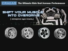 Cragar Wheels, Come Get Your Muscle