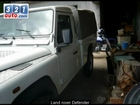 Occasion Land rover Defender errs
