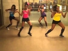 slight work- wale ft big sean choreography with the stajettes (stajonline staj4life)