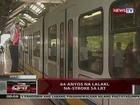 QRT: 64-anyos na lalaki, na-stroke sa LRT