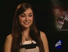 Sasha Grey (the pornstar) with Matt Zaller (the interview...