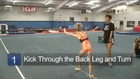 Cheerleading Stunts & Jumps: How to Do Cartwheels