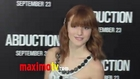 Bella Thorne SHAKE IT UP! at ABDUCTION World Premiere Arrivals