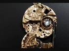 Steampunk Jewelry&Wood carving