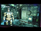 Batman Arkham City Wii U gameplay - Batarang throwing and more