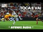 Espanha 2 x 0 França - Narração: Manolo Lama - Radio Cadena 999 AM - UEFA EURO - 23/06/2012