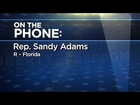 Rep. Sandy Adams on Her Vote to Hold Eric Holder in Contempt of Congress