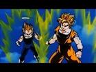 Goku and Vegeta vs Ultimate Buu (1080p HD)