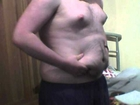 Big Belly - Recent Weight Gain, now at 224lbs