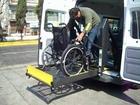 Elevador para discapacitados en silla de ruedas