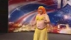 Mamma Trish - Belly Button - Britain's Got Talent 2009