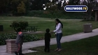 Octo-Mom Nadya Suleman Takes Her Kids To The Park