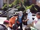 Rodaje 'Un Juego de Niños' - Reggaetoneros al ataque