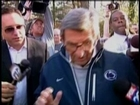 Penn State Football Coach Joe Paterno Has No Intention of Resigning Amidst Sex Scandal