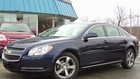 2011 Chevrolet Malibu LT Video Tour by Crotty Chevrolet Buick in Corry PA