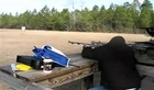 Rifle Blows Up In Guys Face�Video