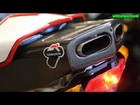 Start-Up & Revving video of a sexy red DUCATI w/ TERMIGNONI exhaust