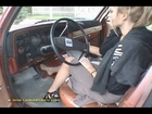 Pretty Girl Floods A 1977 350 V8 Too Much Pedal Pumping